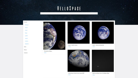 Project HelloSpace
